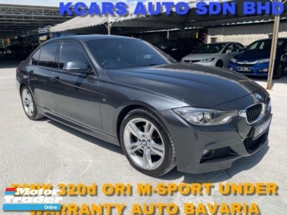 2015 BMW 3 SERIES 320d m sport Under Warranty Auto Bavaria Low Mileage