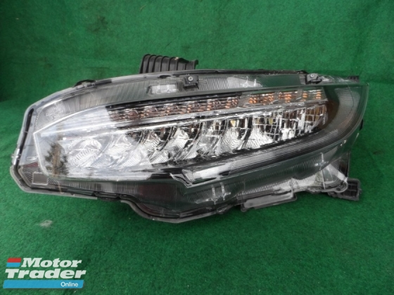HONDA CIVIC 2016 HEAD LAMP LED