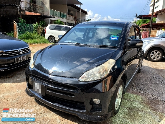 2007 PERODUA MYVI 1.3 SE FULL Spec(MANUAL)2007 Only 1 UNCLE Owner, 97K Mlge,TIPTOP, ACCIDENT-Free, with AIRBEG, SPORTRIM, BODYKIT & LEATHER Seat