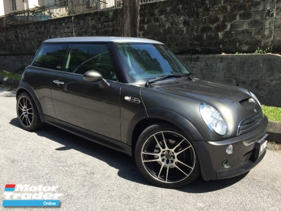 2008 MINI Cooper S 2008 MINI COOPER S 1.6 (A) 1 LADY OWNER FULL SPEC