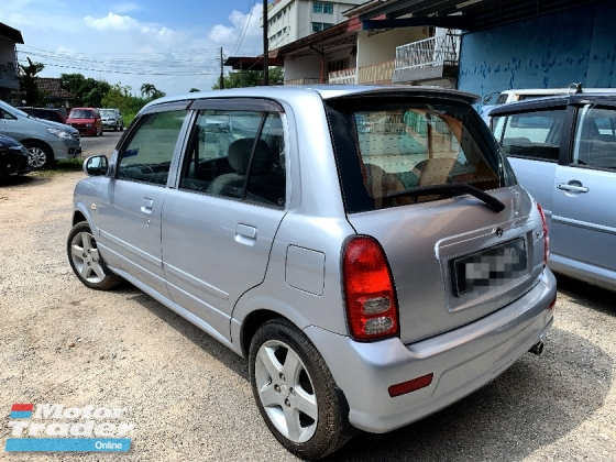2007 PERODUA KELISA 1.0 EZ FULL Spec(AUTO)2007 Only 1 Careful LADY Owner, 71K Mileage, TIPTOP, ACCIDENT-Free, DIRECT-Owner, with FULL SPORTRIM& AIRBEG