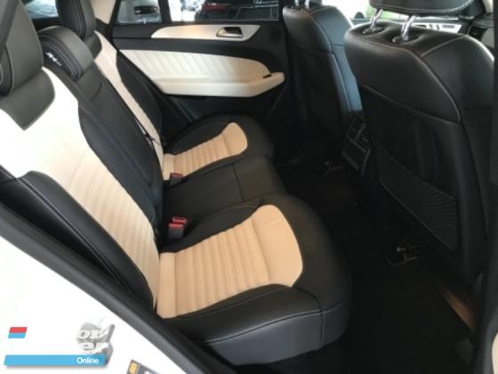2017 MERCEDES-BENZ GLE MERCEDES BENZ GLE43 AMG