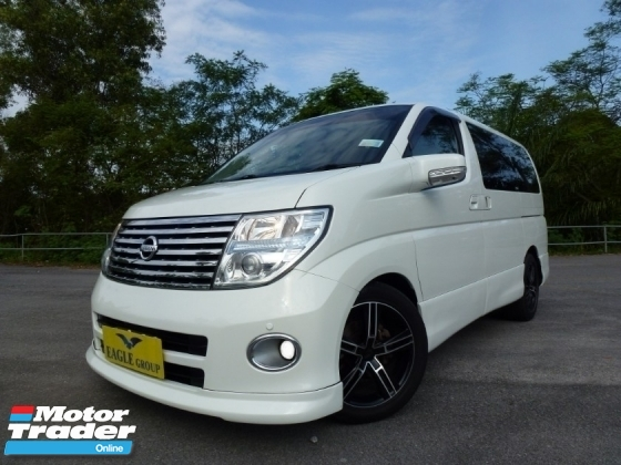 2005 NISSAN ELGRAND 3.5 (A) HIGHWAY STAR