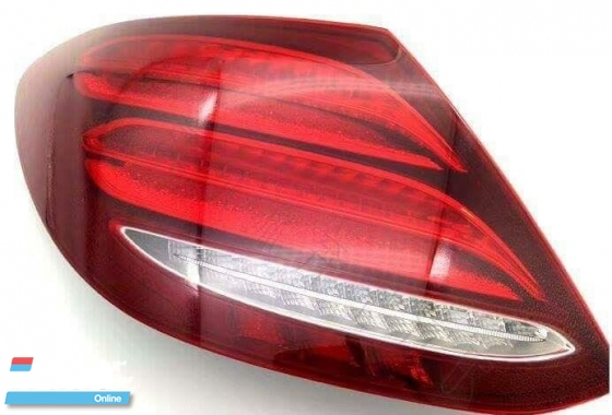 BENZ W205 C200 12Y TAlL LAMP