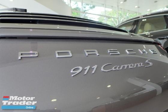 2015 PORSCHE 911 CARRERA S 3.8 PDK PORSCHE APPROVED