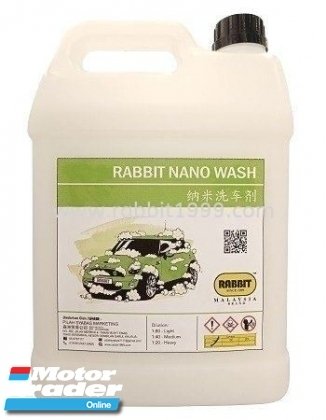 RABBIT NANO WASH Performance Part > Others