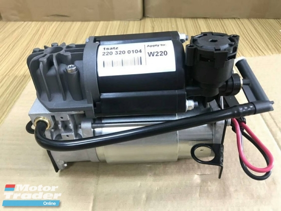 BENZ S280 W220 06Y AlR MATlC PUMP OEM