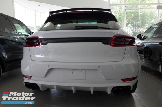 2017 PORSCHE MACAN TECHART SPORT PLUS 2017 BRAND NEW
