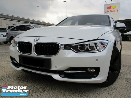 2012 BMW 3 SERIES 3 ACTIVEHYBRID 3.0 F/S/Record