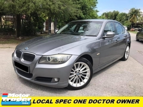 2011 BMW 3 SERIES 323I M SPORT LIMITED EDITION LOCAL SPEC