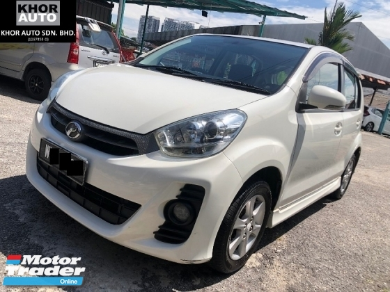 2014 PERODUA MYVI 1.3 SE (A) WHITE EDITION 1 MALAY OWNER