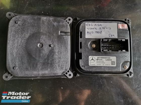 BENZ W218  HLAMP HlD ECU 0EM