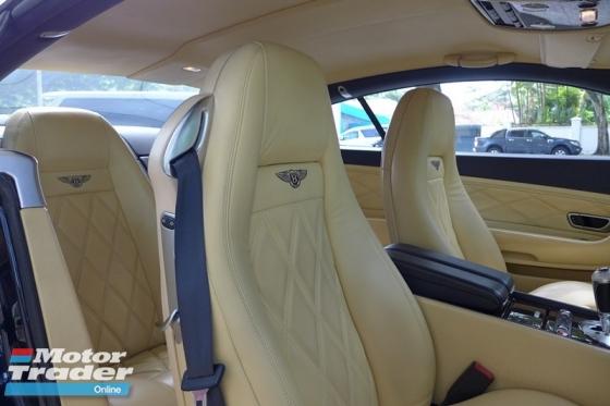 2008 BENTLEY CONTINENTAL GT SPEED SEQUIN BLUE