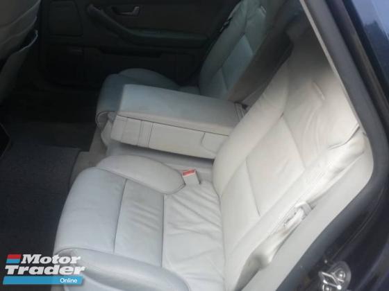 2006 AUDI A8 4.2 V8 QUATTRO TWIN TURBO