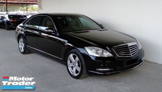2011 MERCEDES-BENZ S-CLASS S300L W221 CKD 7-G Tronic Transmission Facelift Model