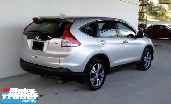 2015 HONDA CR-V 2.4 i-VTEC 4WD Premium Spec Facelift Model