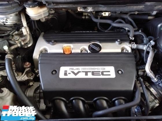 2015 HONDA CR-V 2.4 i-VTEC 4WD Premium Spec Facelift Model