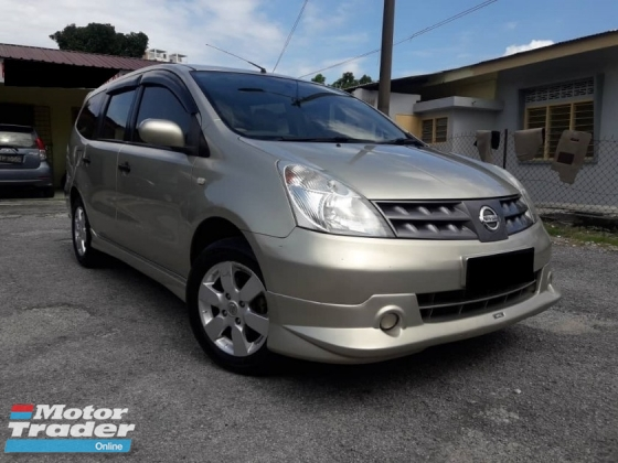 2011 NISSAN LIVINA 1.6 LUXURY