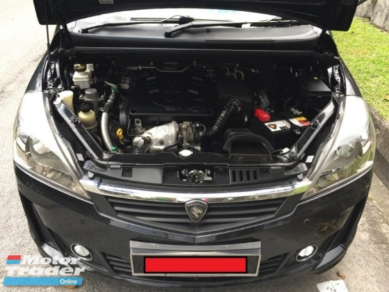 2016 PROTON EXORA 2016 PROTON EXORA TURBO CVT 1.6 (A) FULL SPEC FULL LEATHER