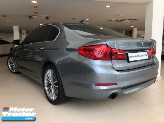 2018 BMW 5 SERIES 530e Sport by Ingress Auto