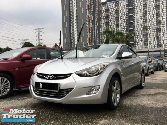 2014 HYUNDAI ELANTRA 1.8 SPORT (A) SPECIAL PROMOTION ** EXCELLENT CONDITION ** FULL LOAN AVAILABLE **