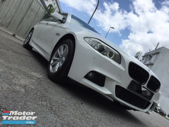 BMW F10 5 Series M Sport Bodykit No.1 brand PP  Exterior & Body Parts > Car body kits