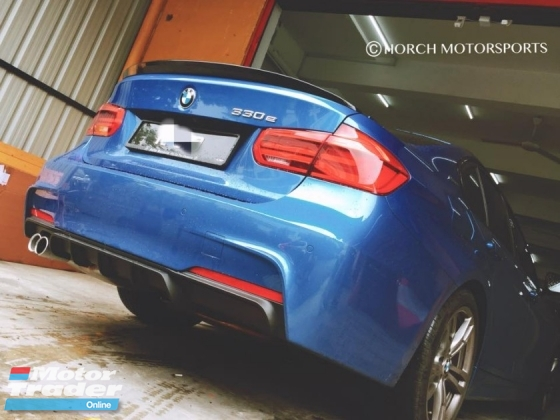 Bmw F30 M Performance Rear Diffuser Bodykit Exterior Body Parts