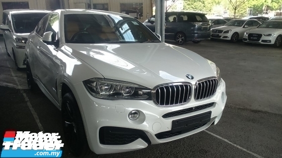 2015 BMW X6 3.0 CC 40D UNREGISTER.M SPORT.FULLSPEC.SUNROOF.SURROUND CAMERA.POWER BOOT.HARMON KARDON.0 SST N ETC