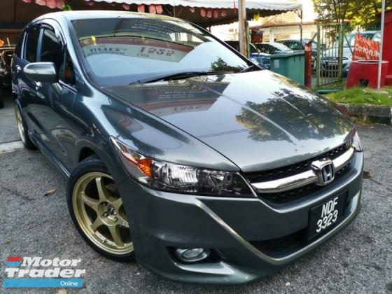 2013 HONDA STREAM Honda STREAM 1.8 i-VTEC RSZ FACELIFT (A) SUNROOF FULL BODYKIT