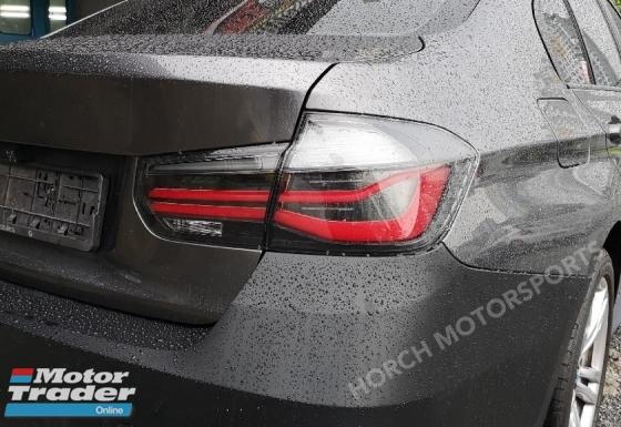 Bmw F30 Lci M Performance Black Line Tail Lights Lighting Rm