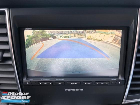 2014 PORSCHE PANAMERA 3.6 V6 Petrol LED Headlamp Bose Keyless Push Start