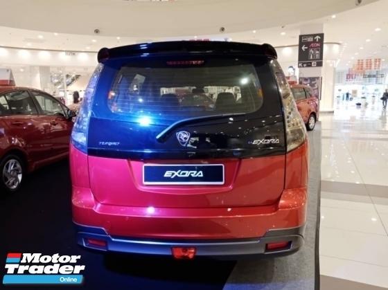 2019 PROTON EXORA Exora 1.6 Turbo