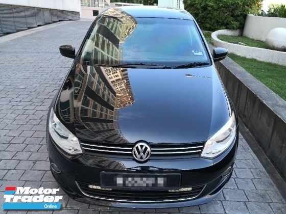2013 VOLKSWAGEN POLO 1.6 SPORT LINE (CKD) (A)ONE OWNER