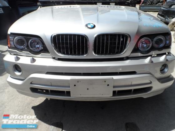 BMW X5 E53 3.0 HALF CUT  Half-cut