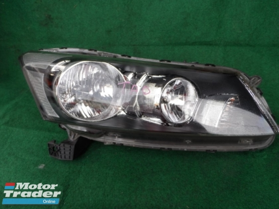 HONDA ACCORD 2010 HEAD LAMP (1SIDE0