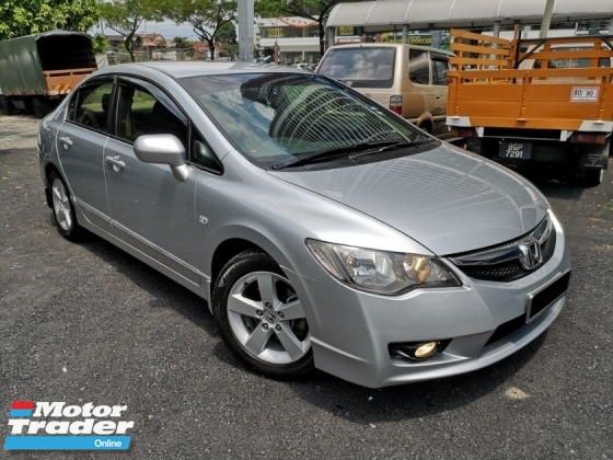 2011 HONDA CIVIC 1.8 S Facelift (A) Selling Cheap
