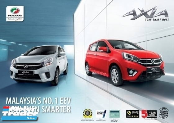 2019 PERODUA AXIA G FACELIFT AUTO NEW FAST CAR RAYA SALES PROMOTION