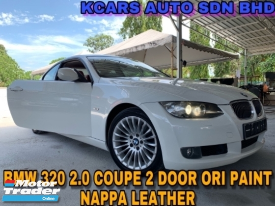 2012 BMW 3 SERIES 320Ci COUPE 2DOORS SPORTS NAPPA