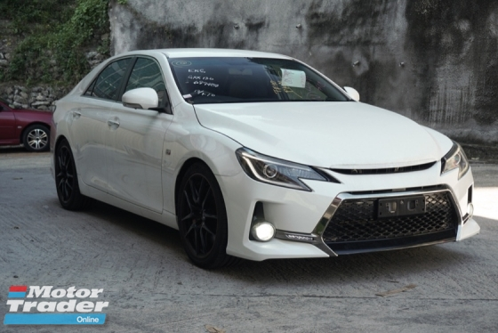 2014 TOYOTA MARK X GS / 2.5L / V6 / KEYLESS / PUSH START / PADDLE SHIFTER