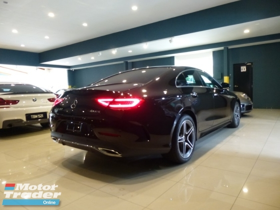 2018 MERCEDES-BENZ CLS-CLASS {3-YEARS WARRANTY} NEW CAR COND, GENUINE MILEAGE* 2018 Mercedes-Benz CLS450 AMG 4matic Coupe CLS 450