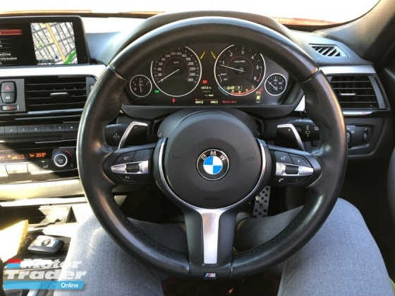 2014 BMW 3 SERIES 320d M Sport 2.0 Diesel Twin Power Turbo HARMAN KARDON PRE CRASH LANE ASSIST