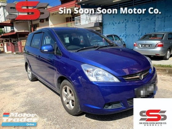 2009 PROTON EXORA 1.6 PREMIUM FULL Spec(AUTO)2009 Only 1 LADY Owner, 67K Mileage, TIPTOP, ACCIDENT-Free, DIRECT-Owner, 2 AIRBEG+DVD, GPS & REVERSE Cam