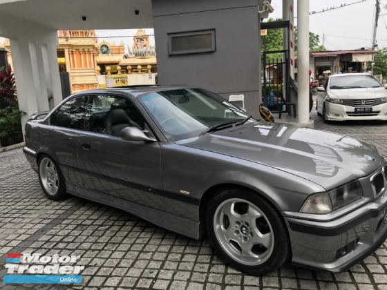 1996 BMW 3 SERIES M3 3.2 (M)