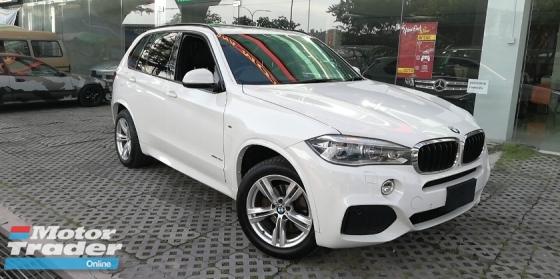 2014 BMW X5 XDRIVE 35I M sport