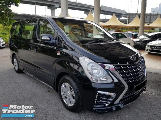 2017 HYUNDAI GRAND STAREX  2.5 New Facelift (A) Warranty Till 2022 Year