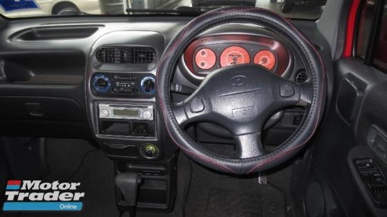 2007 PERODUA KENARI 1.0 AEROSPORT AUTO