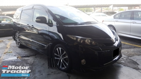 2013 TOYOTA ESTIMA  2.4 AERAS LIKE NEW 2013/16