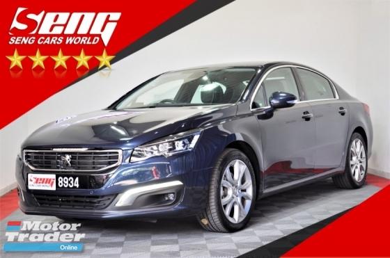 2018 PEUGEOT 508 THP Premium Allure NEWCAR 58km-Mil