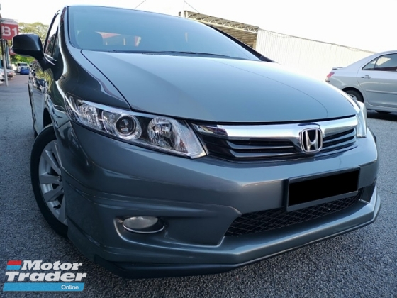 2014 HONDA CIVIC 1.8S-L FACELIFT (A) FULL LOAN