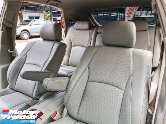 2007 TOYOTA HARRIER  3.5 350G FULLSPEC LEATHER ELEC/SEATS